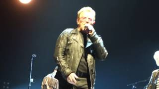 Video U2 - Live From Amsterdam - 13.09.2015 - Full Show - Multicam download MP3, 3GP, MP4, WEBM, AVI, FLV Juli 2018