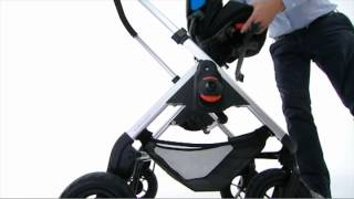 Easywalker June / Easywalker MINI stroller: Seat Position & Reversible Thumbnail