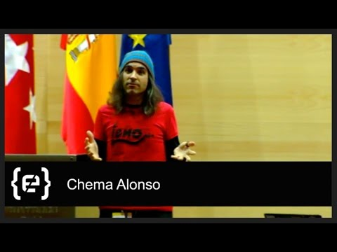 Codemotion 2015 - Blues por Chema Alonso