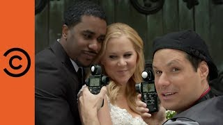 Martin Daniels Interracial Wedding Photographer | Inside Amy Schumer