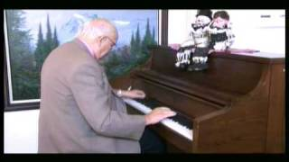 Gospel Piano - He Paid A Debt He Did Not Owe