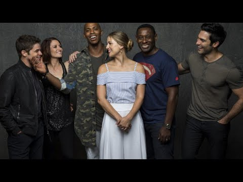 Supergirl Cast-Bloopers And Funny Moments