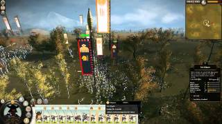 Total War Shogun 2 HD Tokugawa Campaign Commentary Part 3 Metsuke Madness