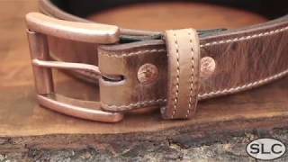 Natural Harness Two Layer Belt…