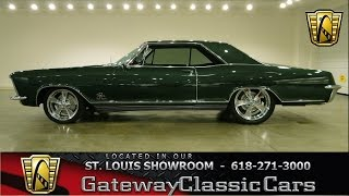 1965 Buick Riviera #6239 Gateway Classic Cars St. Louis