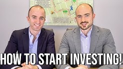 How to invest in real estate! Top 3 tips for BEGINNER real estate investors