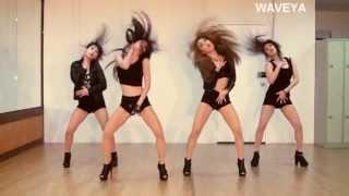 Repeat youtube video 舞蹈韓國性感舞蹈團體Waveya最新影片