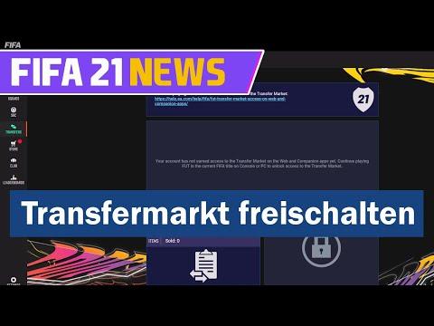 FIFA 20 Transfermarkt Freischalten 💥 Dein Konto Hat Sich Den Transfermarkt Zugriff ...