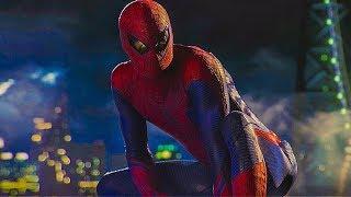 Человек Паук против Ящера  Человек Паук спасает Ребенка  Сцена на мосту. Новый Человек паук. 2012