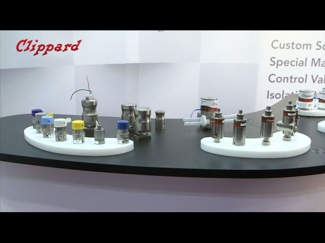 An Overview of Clippard Pnuematic Valves & Custom Solutions