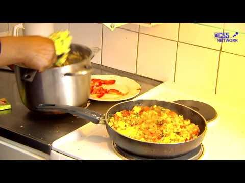 Kenyan Cuisine Mokimo