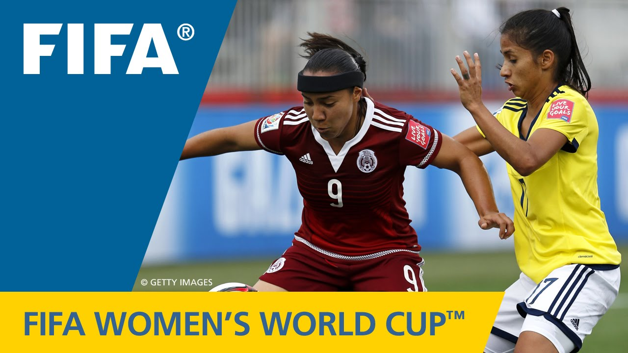 HIGHLIGHTS: Colombia v. Mexico - FIFA Women's World Cup ...