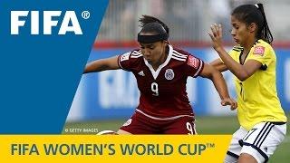 HIGHLIGHTS: Colombia v. Mexico - FIFA Women