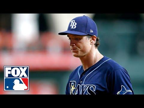 Sarykarmen Rivera  - VIDEO: Lanzador de los Rays estaba avisando sus jugadas contra los Astros