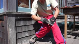 Sharpening Scrapers