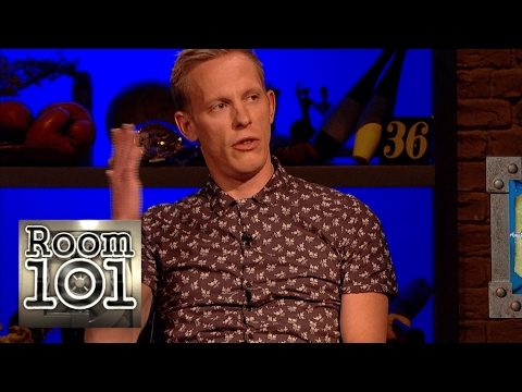Laurence Fox Takes On The Cyclists  Room 101