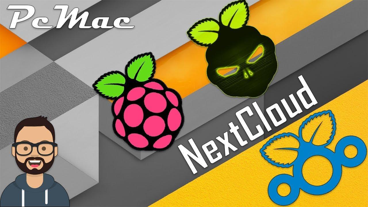 DietPi NextCloud Setup on Raspberry Pi 3 B Plus