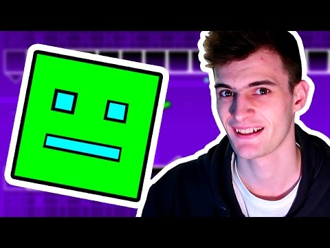 THE ULTIMATE CHALLENGE! - Geometry Dash #1