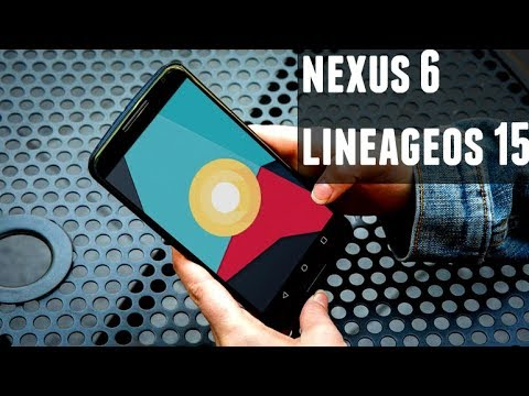Nexus 6 (Shamu) Android Oreo Update