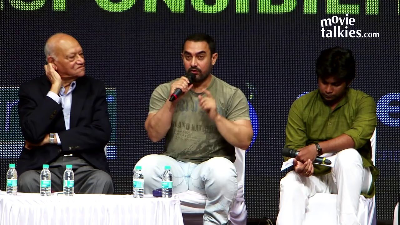 Why is Aamir Khan offended by the AIB roast when he has