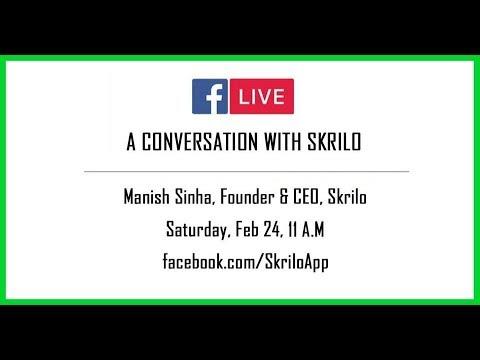 U & I - A Conversation With Skrilo