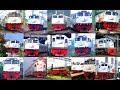 PUONGSSSS......!! Kumpulan Suara Klakson/S35 Lokomotif di Pulau JAWA