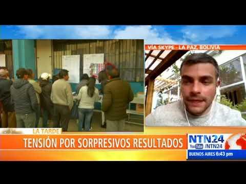 """""""Si se consumase el fraude electoral en Bolivia se seguirían los pasos de Venezuela"""": Ormachea"""