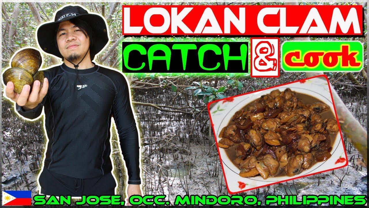 Harabas EP3 - Lokan Clam Catch and Cook {Adobong Lokan}