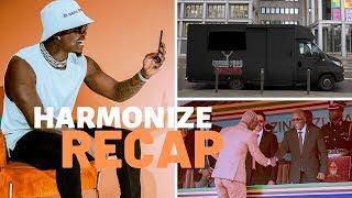Recap: Harmonize aiondoa #WCB4LIFE kwenye Bio yake Instagram, alionesha gari la Konde Boy Mgahawa
