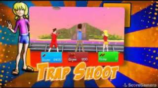 Cruise Ship Vacation Games Wii Trailer