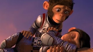 Space Chimps All Cutscenes | Full Game Movie (X360, Wii, PS2, PC)