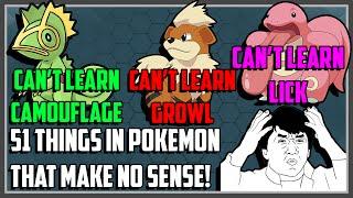 Download 51 Things in Pokemon That Don't Make ANY SENSE!