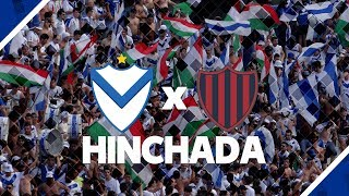 [HINCHADA] Velez Vs San Lorenzo - T Inicial 2013 - Fecha 19