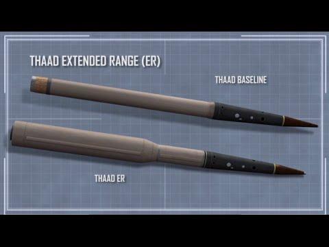 Lockheed  THAAD Extended Range (THAAD ER)