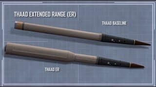 Lockheed Martin THAAD Extended Range (THAAD ER)