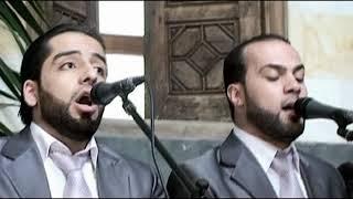 وصلة إنشاد روحانية  'inshad sufi لـ مجموعة الرسالة للإنشاد والتراث
