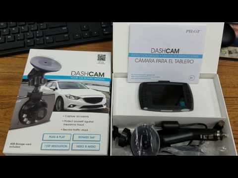 4sight dash cam pony manual
