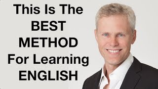 This is The BEST Method For Learning English