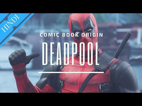 DEADPOOL Origin Story   Death of Deadpool   SuperSuper