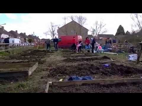 London Urban Organic Farm Project