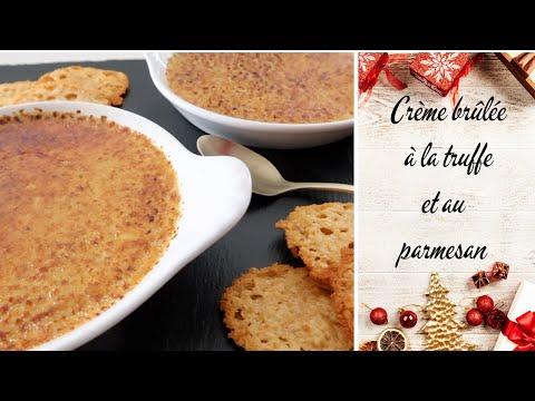 🎅[-recette-de-noËl-]🎄creme-brÛlÉe-À-la-truffe-et-au-parmesan-|-recette-de-noËl-facile-et-rapide