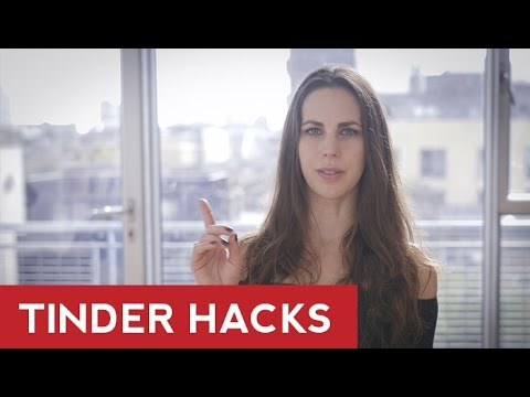This Tinder Line Gets Dates - Men's Dating Advice - Hayley Quinn