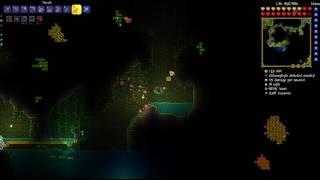 Terraria 1.3.4.4 Expert Mode s3e29 - В джунгли за фруктами