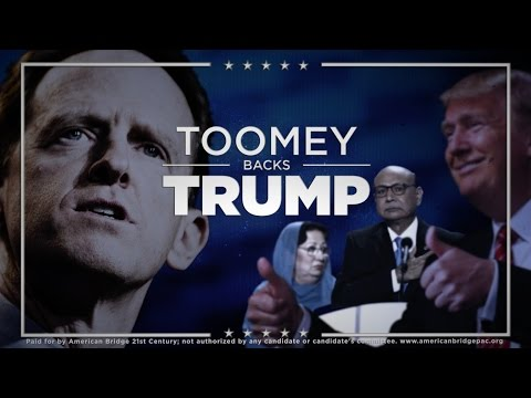 Sen. Toomey, What Will it Take?