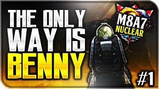 "Intense ""M8A7 Nuclear"" - The Only Way Is Benny 