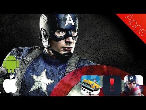 AppsMania: Crazy Taxi: City Rush, Timeful, Capitán América #iOS #Android