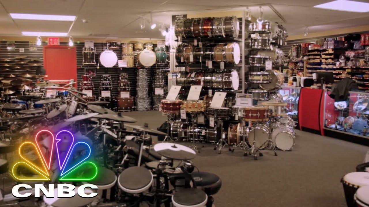 The Profit In 10 Minutes: SJC Drums   CNBC Prime