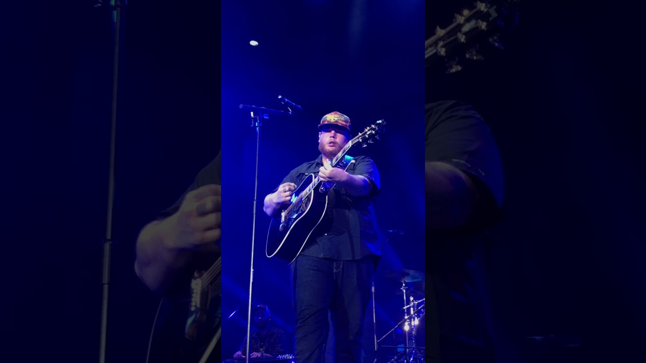 LYRICinterviews: Luke Combs On His First Time Playing The UK
