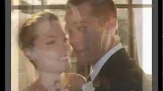 Свадьба Анджелины Джоли и Брэда Питта Angelina Jolie and Brad Pitt's wedding