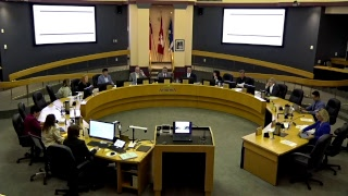 Youtube video::February 12, 2019 Council Closed Session Public Meeting